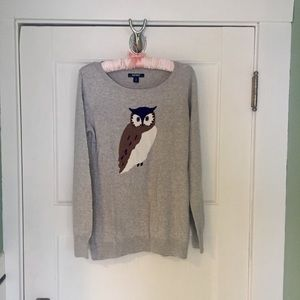 Old Navy / Owl Sweater / Size M